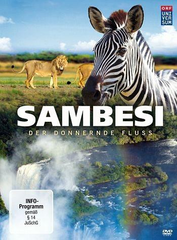 DVD »Sambesi - Der donnernde Fluss«