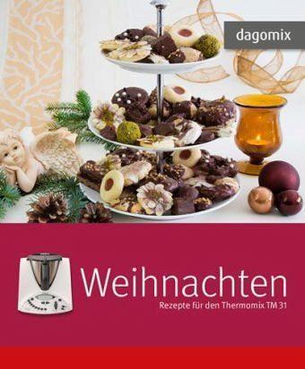 Gebundenes Buch »dagomix Weihnachten. Rezepte für den Thermomix...«