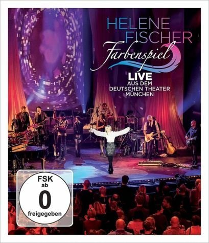 Blu-ray »Helene Fischer - Farbenspiel«