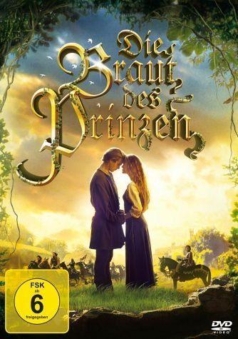 DVD »Die Braut des Prinzen«