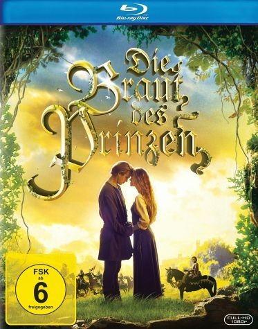 Blu-ray »Die Braut des Prinzen«