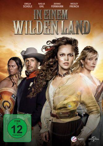 DVD »In einem wilden Land«