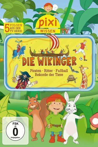 DVD »Pixie Wissen TV - Die Wikinger«