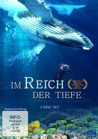 DVD »Im Reich der Tiefe (2 Discs)«