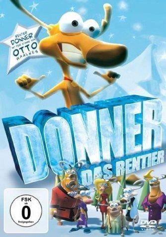 DVD »Donner - Das Rentier«