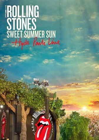 DVD »Sweet Summer Sun - Hyde Park Live«