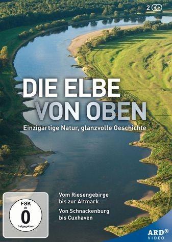 DVD »Die Elbe von oben (2 Discs)«
