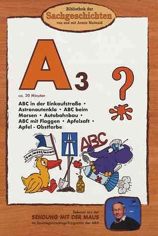 DVD »Bibliothek der Sachgeschichten - (A3)...«