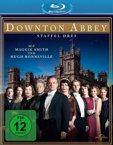 Blu-ray »Downton Abbey - Staffel drei (3 Discs)«