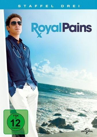 DVD »Royal Pains - Staffel drei (4 Discs)«