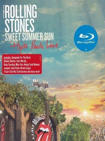 Blu-ray »The Rolling Stones - Sweet Summer Sun«