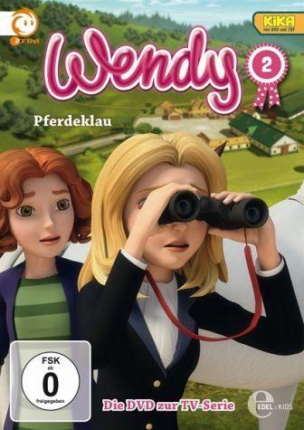 DVD »Wendy - Pferdeklau«