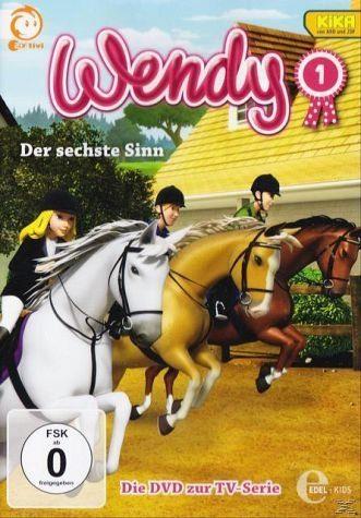 DVD »Wendy - Der sechste Sinn«