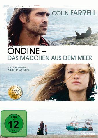 DVD »Ondine - Das Mädchen aus dem Meer«