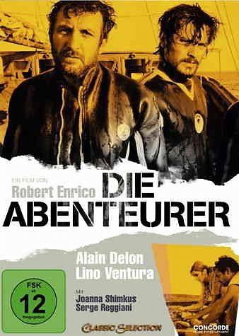 DVD »Die Abenteurer«