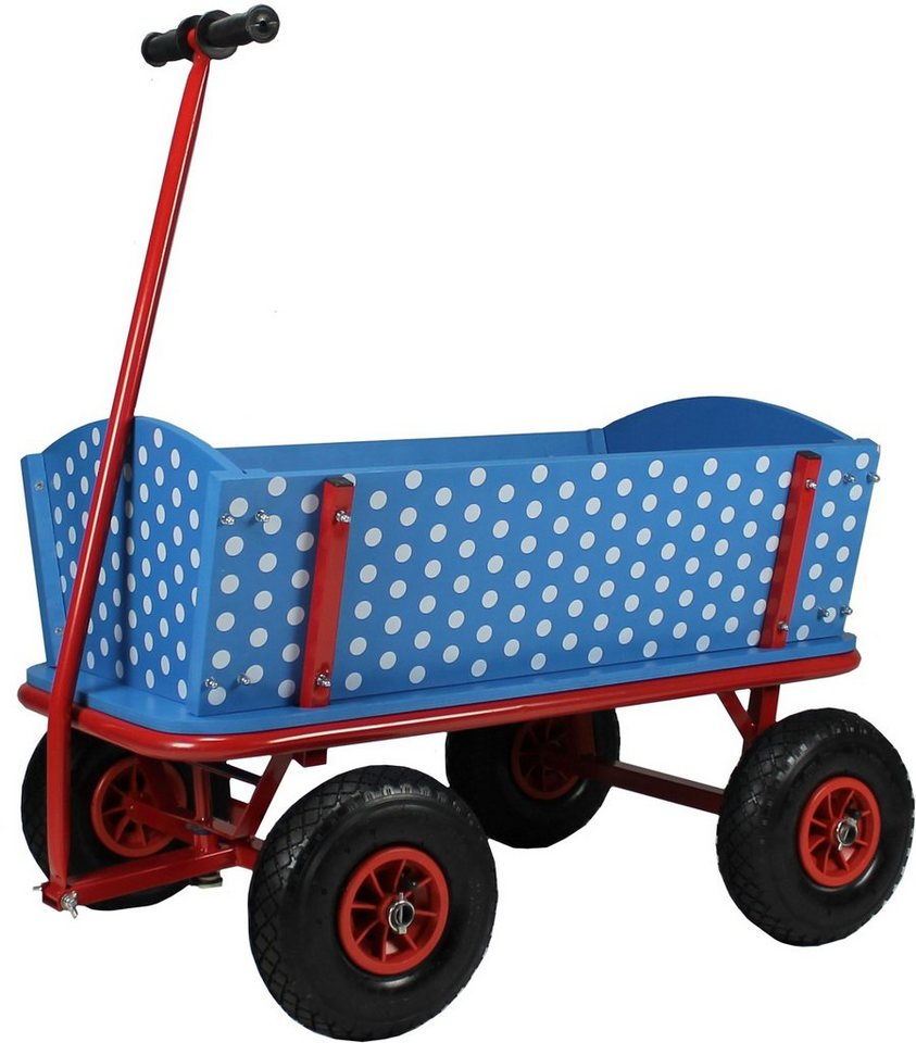 beachtrekker bollerwagen style blaubeere kaufen otto. Black Bedroom Furniture Sets. Home Design Ideas