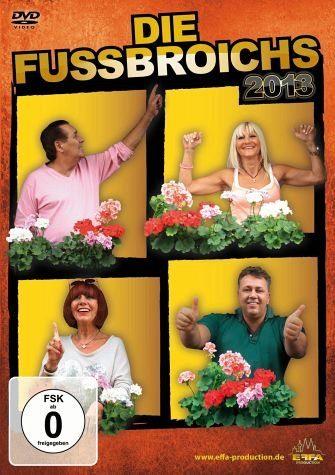 DVD »Die Fussbroichs 2013 (2 Discs)«