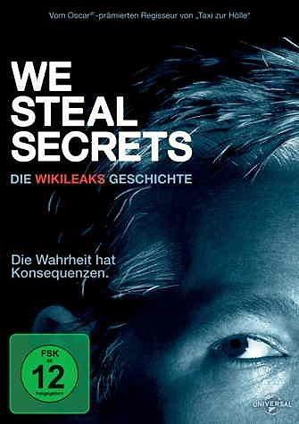 DVD »We Steal Secrets: Die WikiLeaks Geschichte«