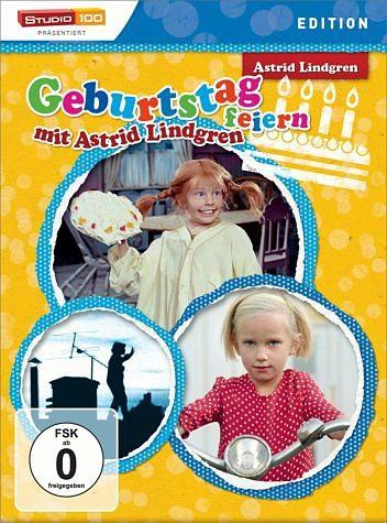 DVD »Astrid Lindgren: Geburtstag feiern mit Astrid...«