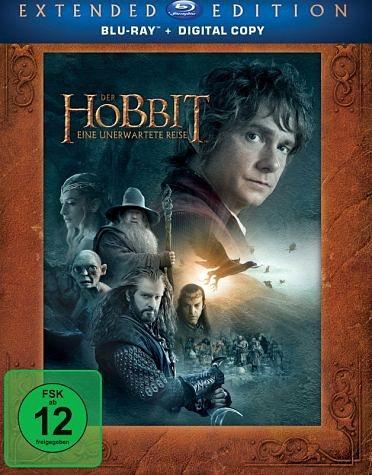 Blu-ray »Der Hobbit - Eine unerwartete Reise - Extended...«