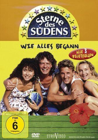 DVD »Sterne des Südens - Wie alles begann... (3 Discs)«