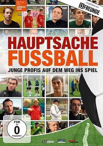 DVD »Hauptsache Fußball - Junge Profis auf dem Weg...«