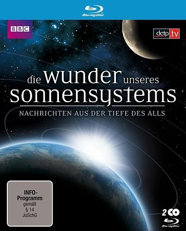Blu-ray »Die Wunder unseres Sonnensystems (+ DVD)«
