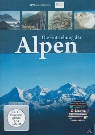 DVD »Die Entstehung der Alpen«
