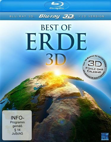 Blu-ray »Best of Erde 3D (Blu-ray 3D)«