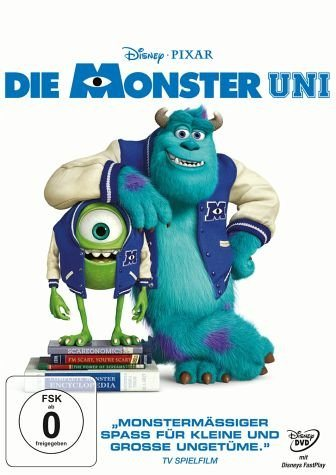 DVD »Die Monster Uni«