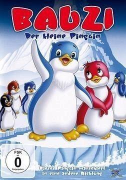 DVD »Bauzi: Der kleine Pinguin - Dieser Pinguin...«
