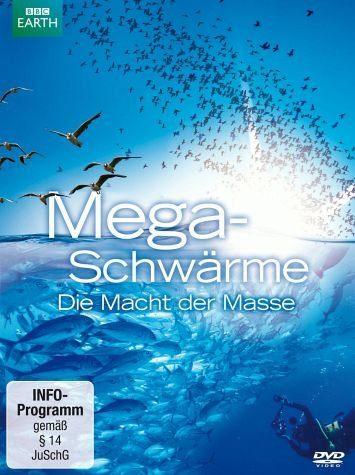 DVD »Megaschwärme - Die Macht der Masse«