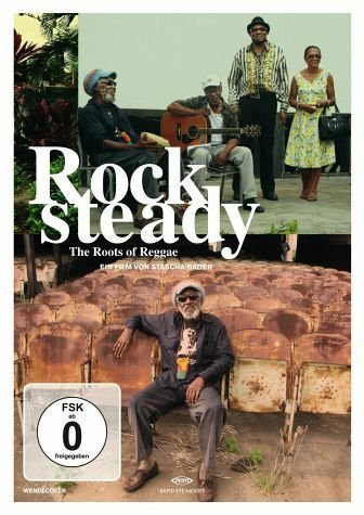 DVD »Rocksteady: The Roots of Reggae (OmU)«