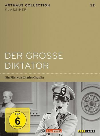DVD »Der große Diktator«