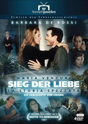 DVD »Sieg der Liebe: La Storia Spezzata - Die...«