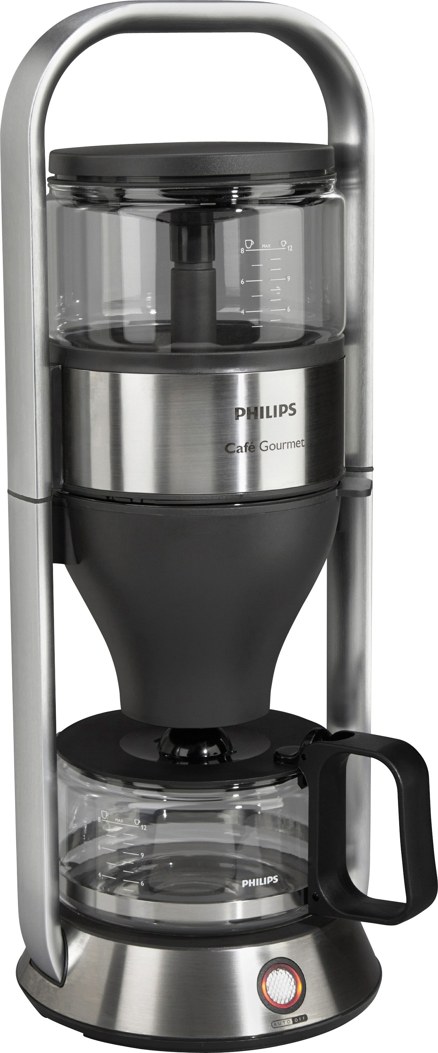 Philips Kaffeemaschine HD5412/00 New Café Gourmet Avance