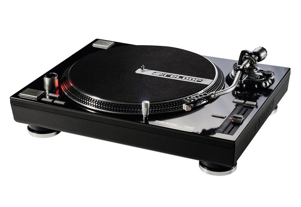DJ Plattenspieler, Reloop, »RP-7000«, mit High-Torque-Direktantrieb