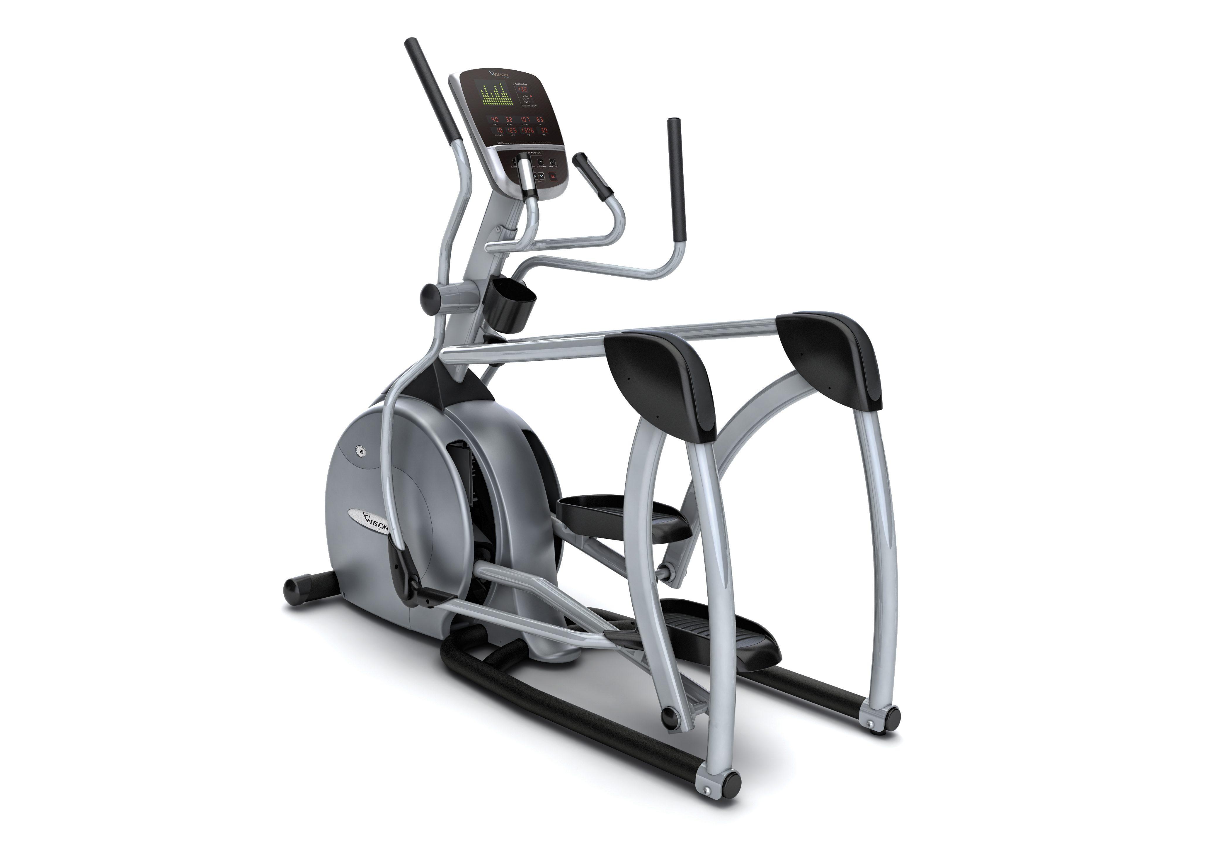 Elliptical Ergometer, »S60«, Vision Fitness