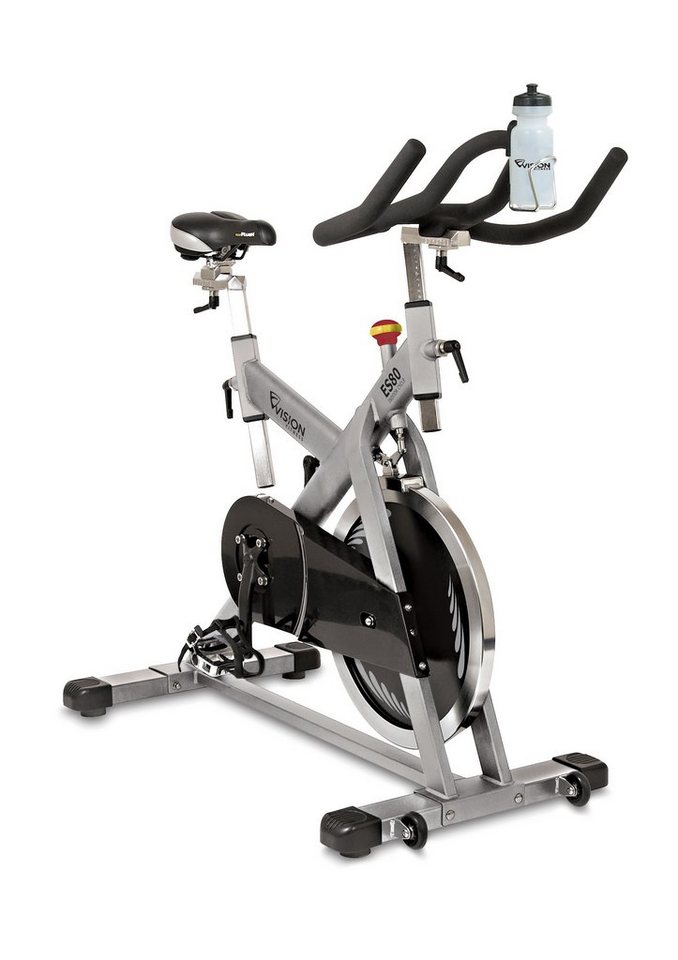Indoor Cycle, »ES80«, Vision Fitness in grau-schwarz