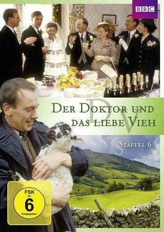 DVD »Der Doktor und das liebe Vieh - Staffel 6 (3...«