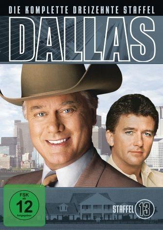 DVD »Dallas - Die komplette dreizehnte Staffel (3...«