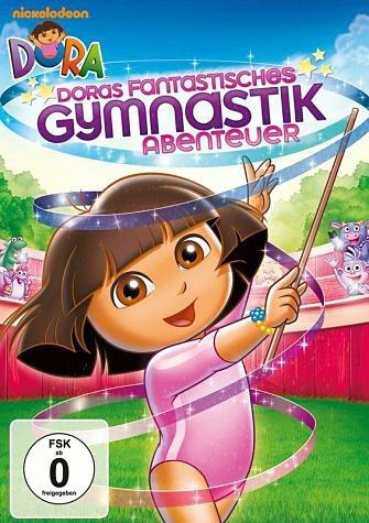DVD »Dora - Doras fantastisches Gymnastikabenteuer«