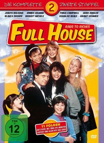 DVD »Full House - Rags to Riches, Die komplette 2....«