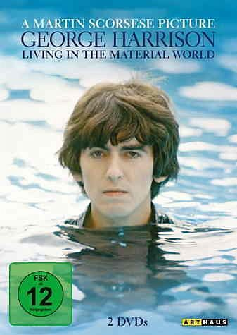 DVD »George Harrison: Living in the Material World...«