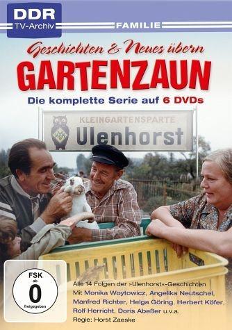 DVD »Geschichten übern Gartenzaun - Die komplette...«