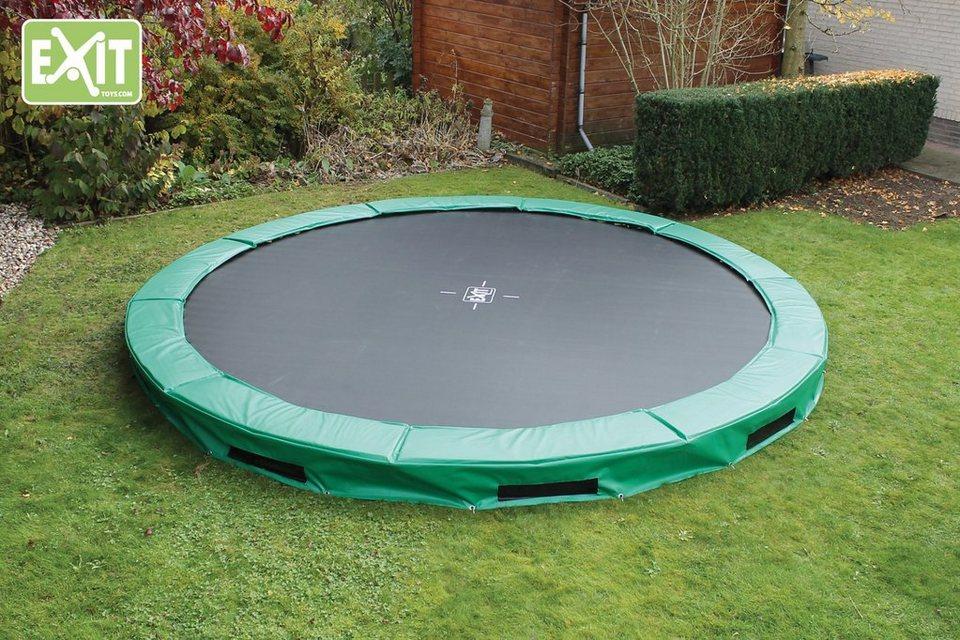 trampolin exit interra 427 cm online kaufen otto. Black Bedroom Furniture Sets. Home Design Ideas