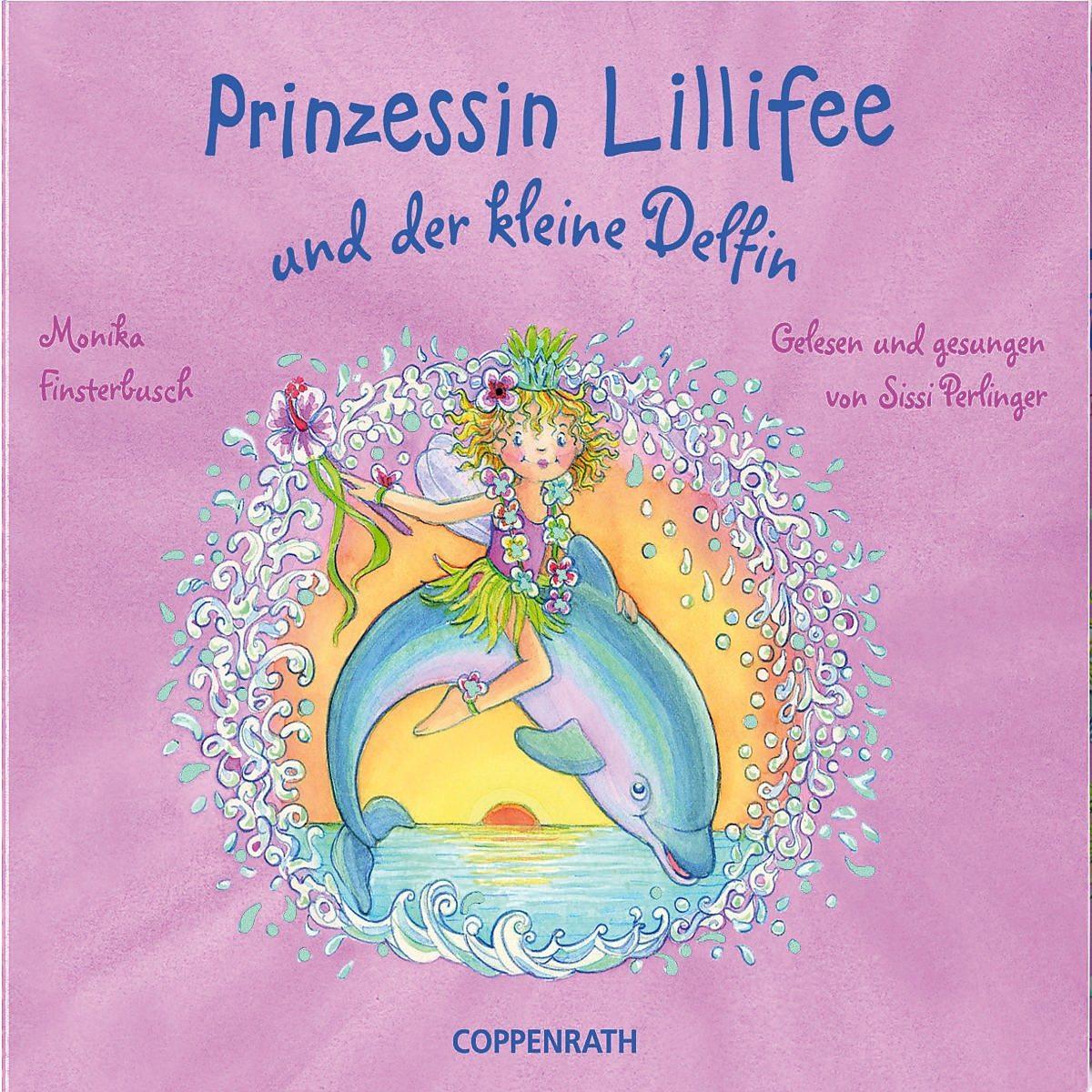 Edel Germany GmbH CD Prinzessin Lillifee und der kleine Delfin