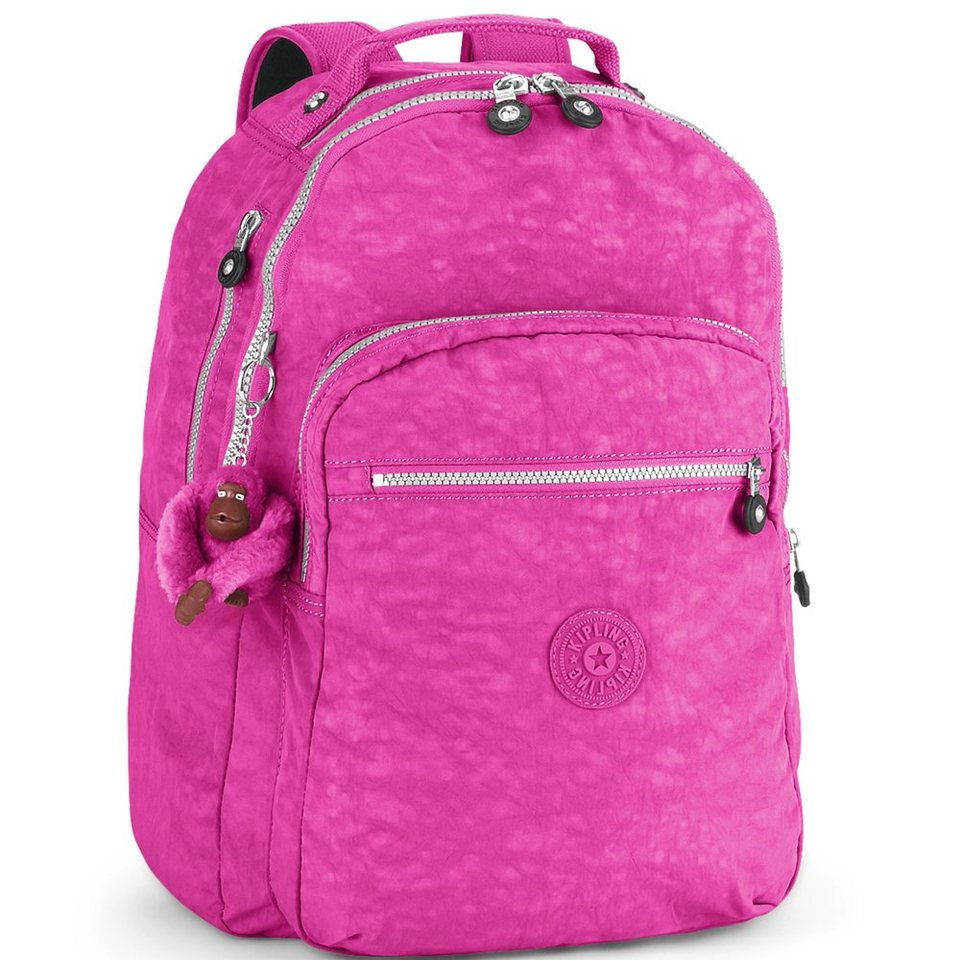 Kipling Back to School Class Seoul Schulrucksack 45 cm in pink orchid