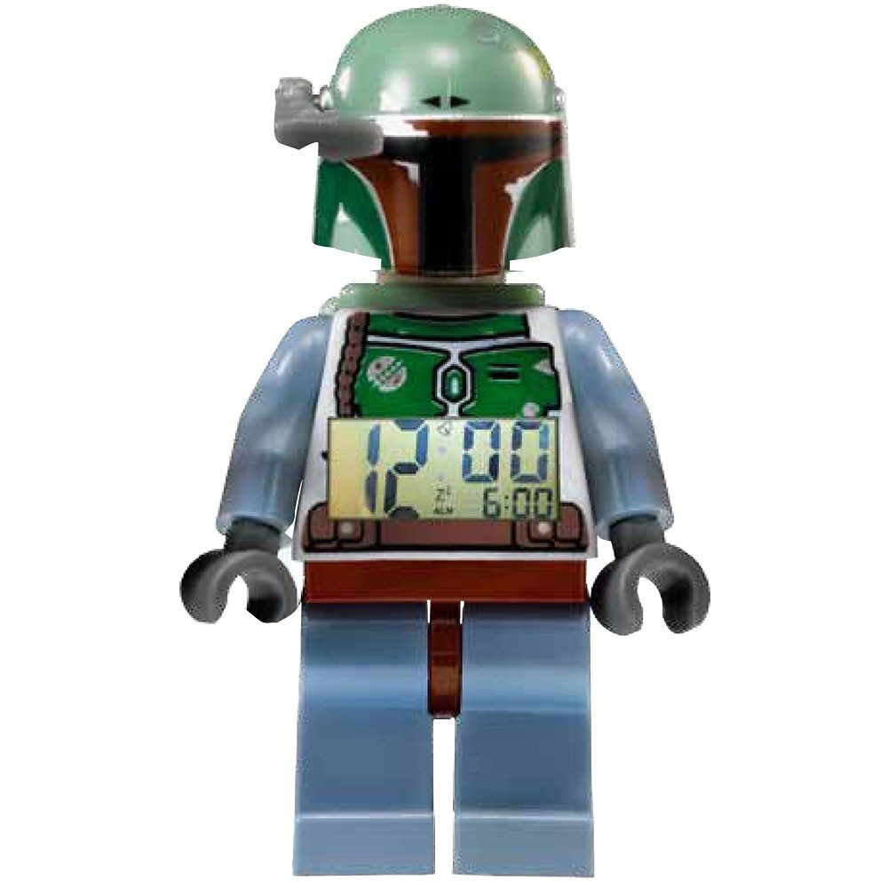 LEGO Star Wars Wecker - Boba Fett