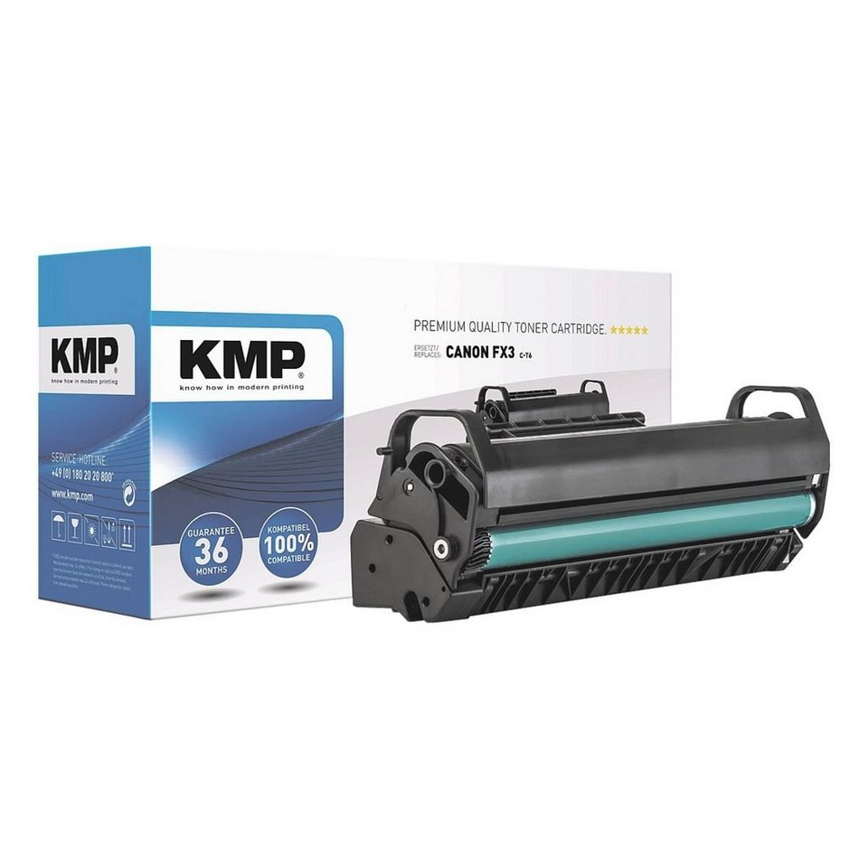 KMP Toner ersetzt Canon »FX-3«